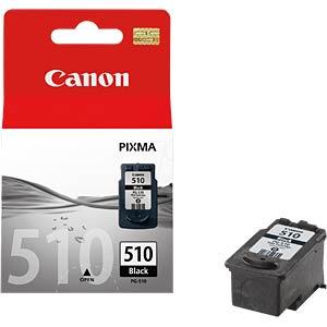 Tinte - Canon - schwarz - PG-510 - original CANON 2970B001