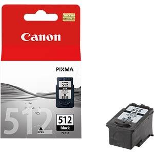 Tinte - Canon - schwarz - PG-512 - original CANON 2969B001