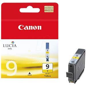Tinte, gelb - PGI-9 - original CANON 1037B001
