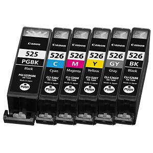 Tinte - Canon - grau - PGI-526 - original CANON 4544B001
