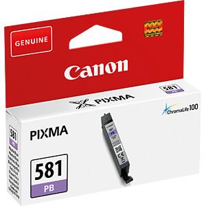 Tinte - Canon - photoblau - CLI-581 - original CANON 2107C001