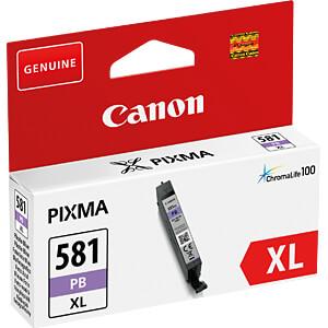 Tinte, photoblau - CLI-581XL - original CANON 2053C001