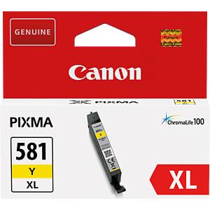 Tinte - Canon - gelb - CLI-581XL - original CANON 2051C001