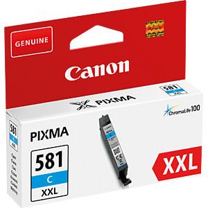 Tinte, cyan - CLI-581XXL - original CANON 1995C001