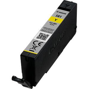 Tinte, gelb - CLI-581 - original CANON 2105C001