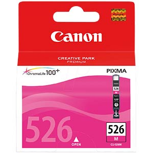 Tinte, magenta - CLI-526 - original CANON 4542B001