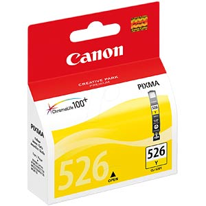 Tinte, gelb - CLI-526 - original CANON 4543B001