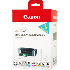 Tinte - Canon - Multipack - CLI-42 - original CANON 6384B010