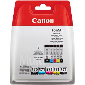 Tinte - Canon - Multipack - original CANON 0372C004