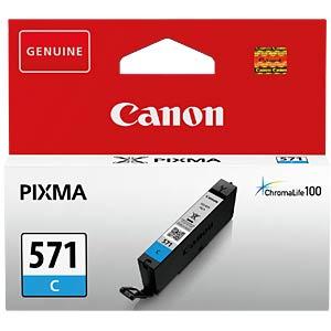 Tinte - Canon - Cyan - CLI-571 C - original CANON 0386C001