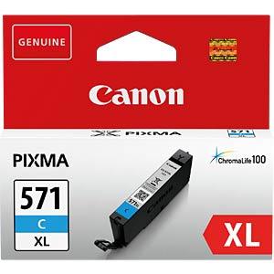 Tinte - Canon - Cyan - CLI-571XL C - original CANON 0332C001