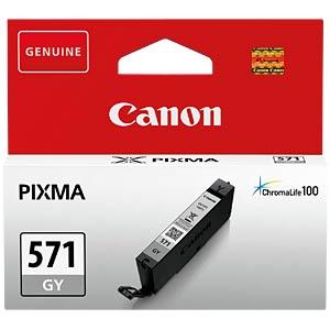 Tinte, Grau - CLI-571 GY - original CANON 0389C001