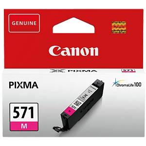 Tinte, Magenta - CLI-571 M - original CANON 0387C001