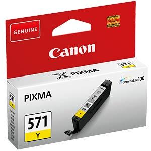 Ink — Canon — yellow — CLI-571 Y — original CANON 0388C001
