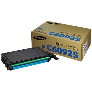 Toner - Samsung - cyan - C6092S - original SAMSUNG CLT-C6092S/ELS