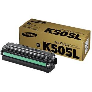 Toner - Samsung - schwarz - K505L - original SAMSUNG CLT-K505L/ELS