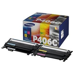 Toner - Samsung - Multipack - P406S - original SAMSUNG CLT-P406C/ELS
