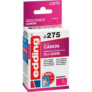 EDDING EDD-275 - Tinte - Canon - magenta - CLI-526 - refill