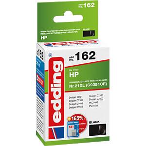 Ink - HP - black - HP21XL - refill EDDING EDD-162