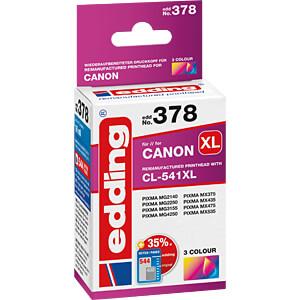 Tinte - Canon - 3-farbig - CL-541XL - refill EDDING EDD-378