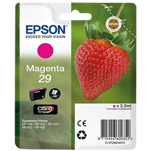 Magenta: Epson Expression Home EPSON C13T29834010