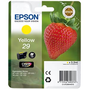 Yellow: Epson Expression Home EPSON C13T29844010