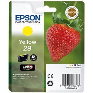 Tinte - Epson - gelb - 29 - original EPSON C13T29844010