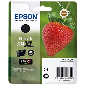 Black XL: Epson Expression Home EPSON C13T29914012