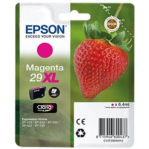 Tinte - Epson - magenta - 29XL - original EPSON C13T29934012