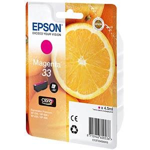 Tinte - Epson - magenta - 33 - original EPSON C13T33434012