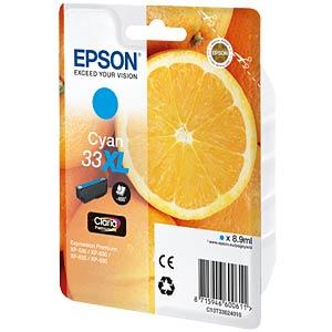Tinte - Epson - cyan - 33XL - original EPSON C13T33624010