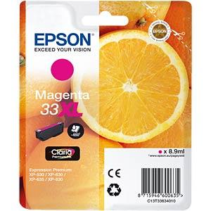 Ink - Epson - magenta - 33XL - original EPSON C13T33634012