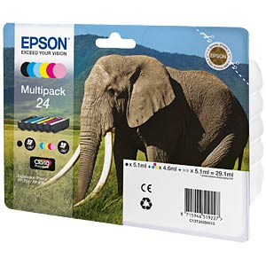 Multi-pack: Expression Photo XP-750 EPSON C13T24284010