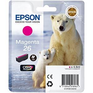 Magenta XL: Expression Premium XP-600 EPSON C13T26334012