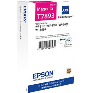 Tinte - Epson - magenta - T7893 - original EPSON C13T789340