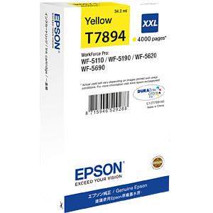 Tinte - Epson - gelb - T7894 - original EPSON C13T789440