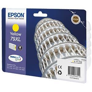 Tinte - Epson - gelb 79XL - T7904 - original EPSON C13T79044010
