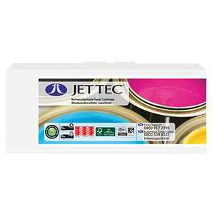 Toner - HP - yellow - CE272A - compatible JET TEC H272