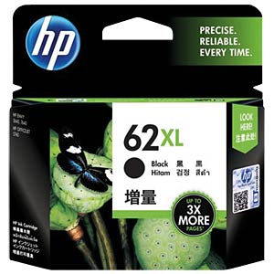 Original HP ink, black, XL HEWLETT PACKARD C2P05AE#UUS