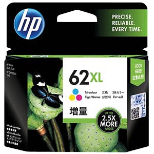 Original HP ink, 3-colour, XL HEWLETT PACKARD C2P07AE#UUS