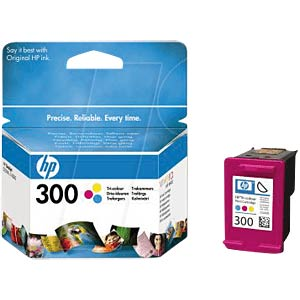 3-colour ink: HP Deskjet D2560/D2660/F4280 HEWLETT PACKARD CC643EE