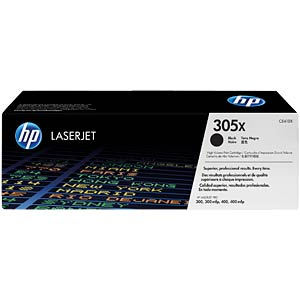Black toner for LJ Pro 300 color HEWLETT PACKARD CE410X