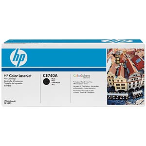 Black toner for CLJ CP5225 HEWLETT PACKARD CE740A