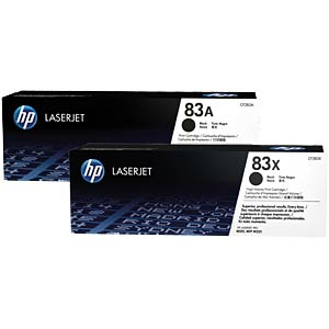 Black toner for LJ Pro M201dw HEWLETT PACKARD CF283A