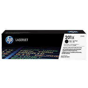 Toner black, HP 201X HEWLETT PACKARD CF400X