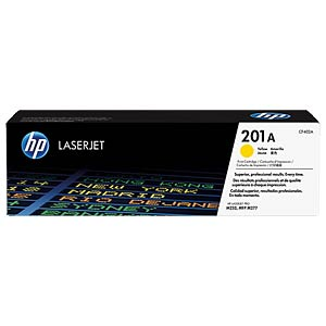 Toner yellow, HP 201A HEWLETT PACKARD CF402A