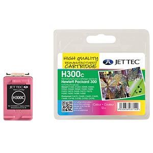 Ink - HP - 3-color - 300 - refill JET TEC 101H030013