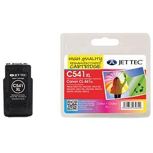Tinte, 3-farbig - CL-541XL - refill JET TEC C541XL