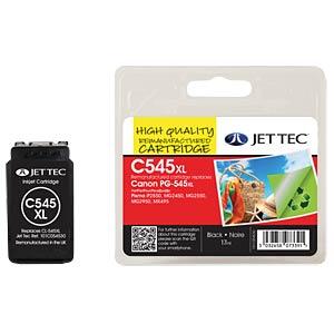 Tinte, schwarz - PG-545XL - refill JET TEC C545XL
