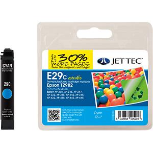 Tinte - Epson - cyan - T2992 - refill JET TEC 101E002902